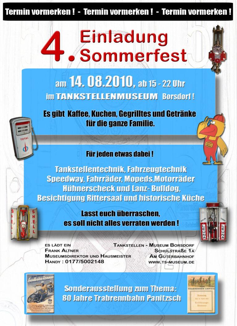 4.Sommerfest