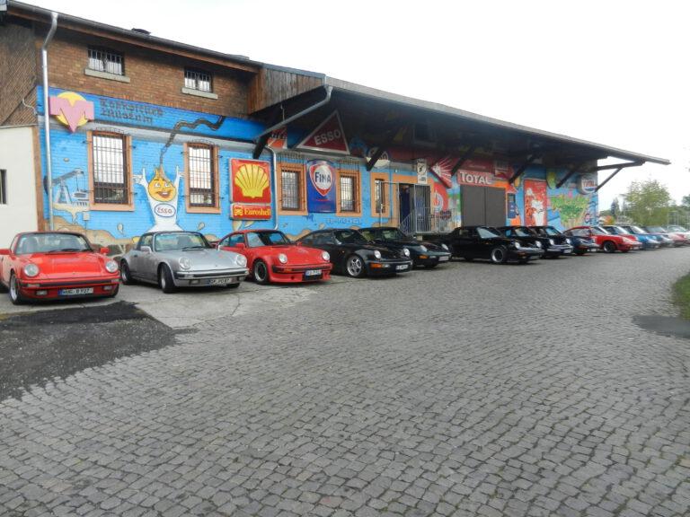 Read more about the article Besuch des Porsche Club