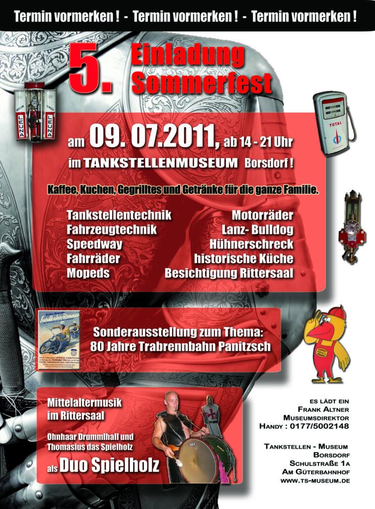 5. Sommerfest