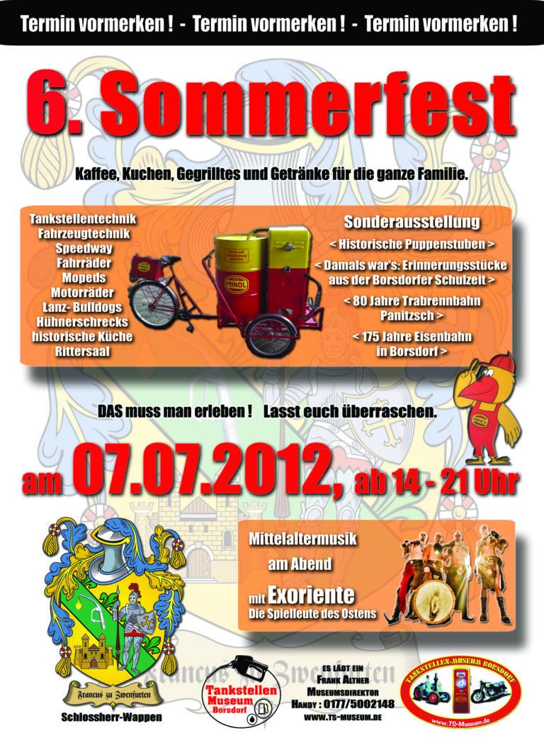 6. Sommerfest
