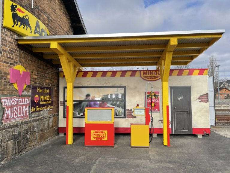 Read more about the article Die MINOL Tankstelle